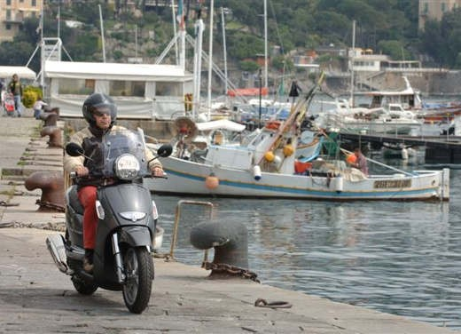 Aprilia Scarabeo 500 – Test Ride - Foto 7 di 17