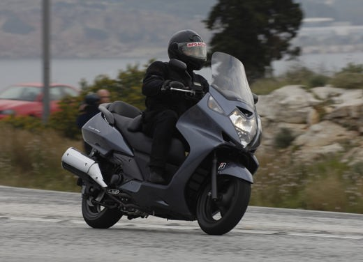 Honda SilverWing 400 – Test Ride - Foto 14 di 14