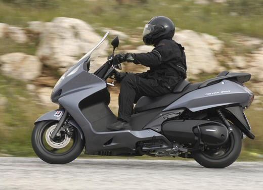 Honda SilverWing 400 – Test Ride - Foto 4 di 14