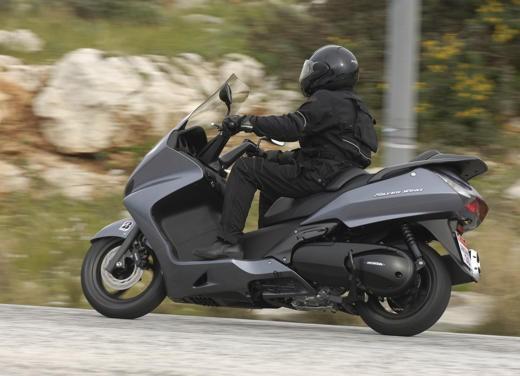 Honda SilverWing 400 – Test Ride - Foto 6 di 14