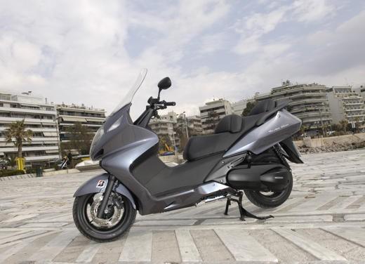 Honda SilverWing 400 – Test Ride - Foto 7 di 14