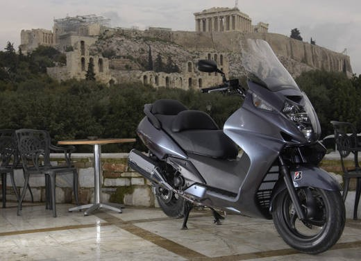 Honda SilverWing 400 – Test Ride - Foto 8 di 14