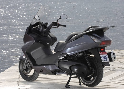 Honda SilverWing 400 – Test Ride - Foto 9 di 14