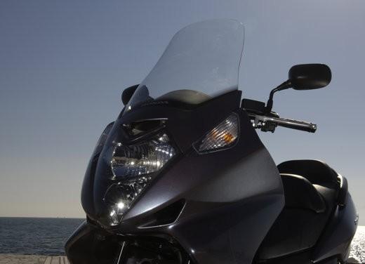 Honda SilverWing 400 – Test Ride - Foto 10 di 14