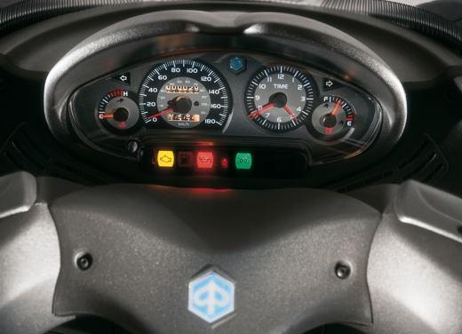 Piaggio X8 400 i.e – Test Ride - Foto 8 di 11