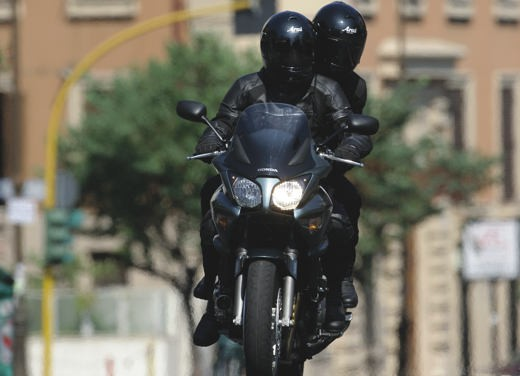 Honda CBF1000 – Test Ride - Foto 10 di 12