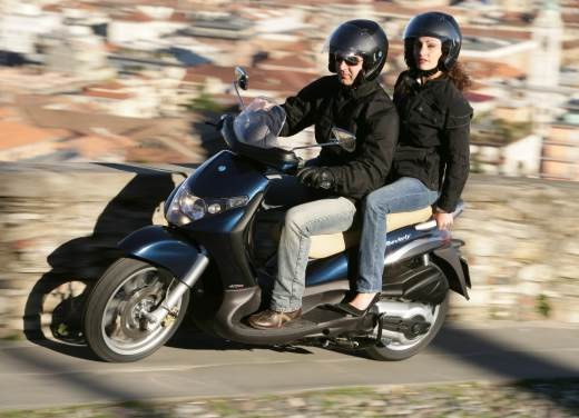 Piaggio Beverly 400 i.e. – Test Ride - Foto 4 di 13
