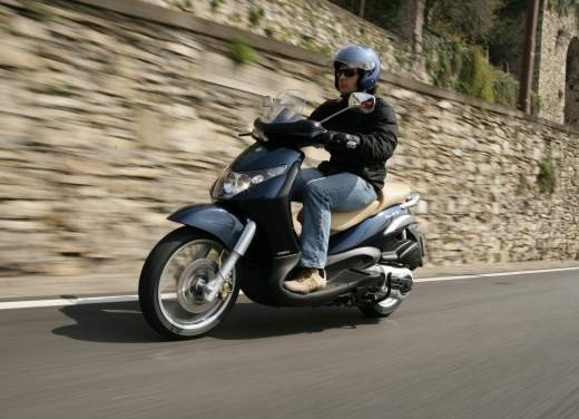 Piaggio Beverly 400 i.e. – Test Ride - Foto 5 di 13