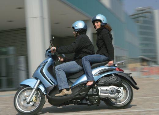 Piaggio Beverly 400 i.e. – Test Ride - Foto 7 di 13