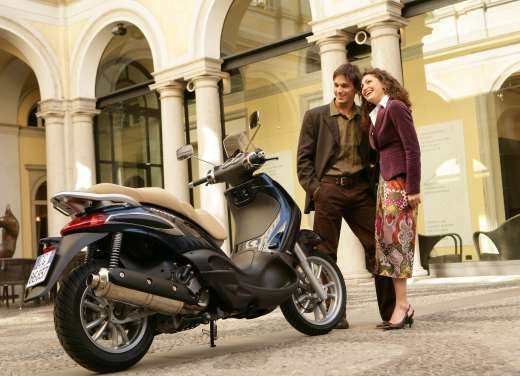 Piaggio Beverly 400 i.e. – Test Ride - Foto 10 di 13