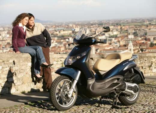 Piaggio Beverly 400 i.e. – Test Ride - Foto 12 di 13