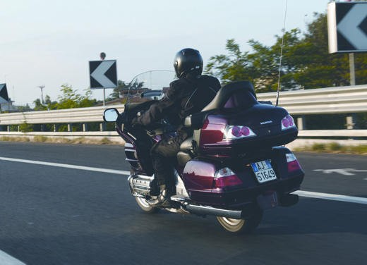 Honda Goldwing - Foto 20 di 46