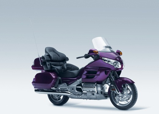 Honda Goldwing - Foto 30 di 46