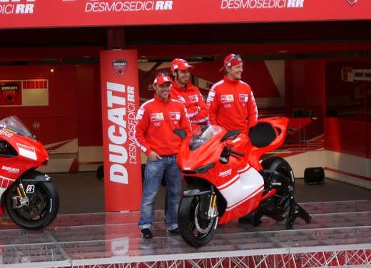 Ducati Desmosedici RR - Foto 25 di 35