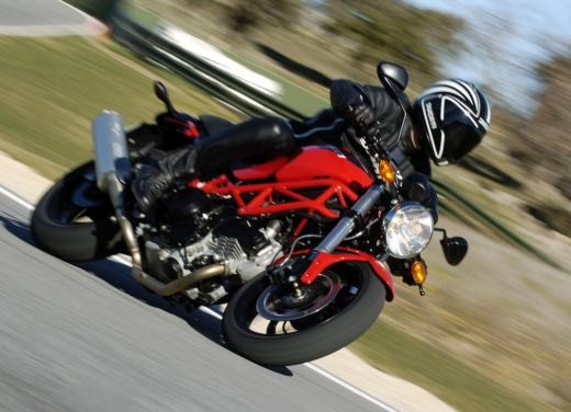 Ducati Monster 695 – Test Ride - Foto 4 di 14