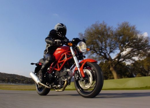 Ducati Monster 695 – Test Ride - Foto 5 di 14