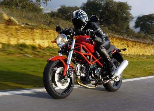 Ducati Monster 695 – Test Ride - Foto 6 di 14
