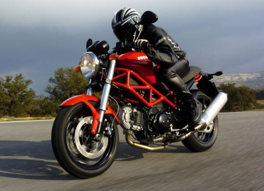 Ducati Monster 695 – Test Ride - Foto 7 di 14