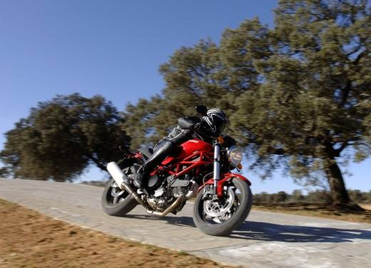 Ducati Monster 695 – Test Ride - Foto 8 di 14