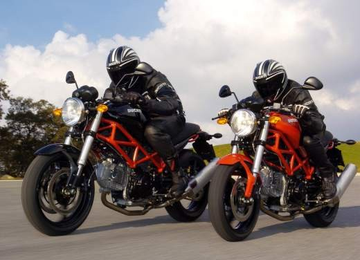 Ducati Monster 695 – Test Ride - Foto 9 di 14