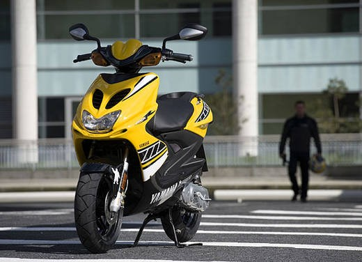 Yamaha Aerox R Special Version - Foto 6 di 10
