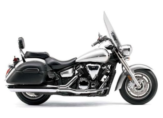 Yamaha Midnight Star 1300 - Foto 7 di 15