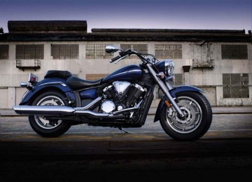 Yamaha Midnight Star 1300 - Foto 8 di 15