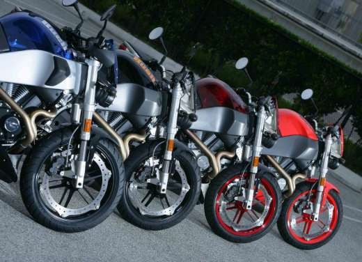 Buell Motorcycle Company 2007 - Foto 1 di 5