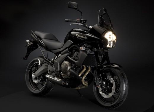 Nuova Kawasaki Versys 2009 - Foto 1 di 9