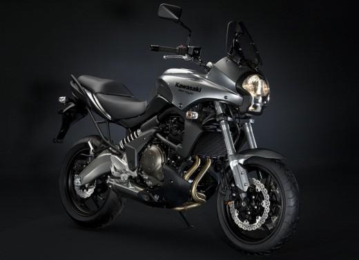 Nuova Kawasaki Versys 2009 - Foto 5 di 9