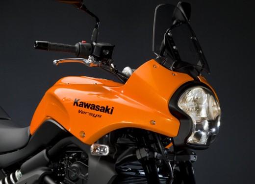 Nuova Kawasaki Versys 2009 - Foto 6 di 9