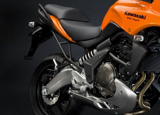 Nuova Kawasaki Versys 2009 - Foto 8 di 9