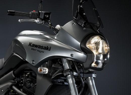 Nuova Kawasaki Versys 2009 - Foto 9 di 9
