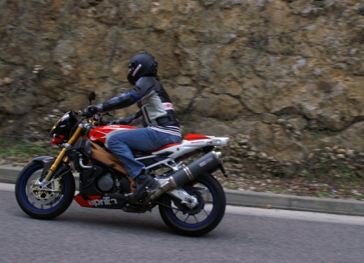 Aprilia Tuono 1000 R Factory – Long Test Ride - Foto 49 di 62