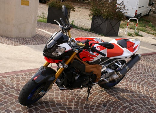 Aprilia Tuono 1000 R Factory – Long Test Ride - Foto 51 di 62