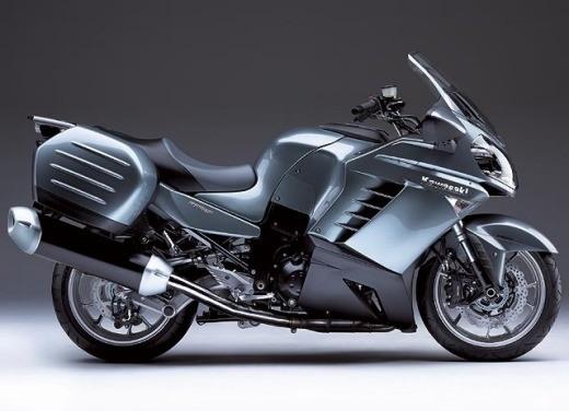Kawasaki 1400 GTR - Foto 3 di 11