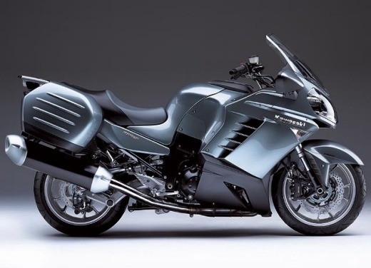 Kawasaki 1400 GTR - Foto 9 di 11