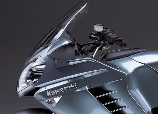 Kawasaki 1400 GTR - Foto 5 di 11
