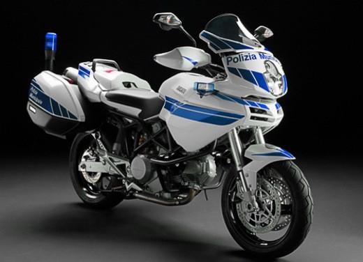 Ultimissime: Ducati 620 Multistrada Polizia - Foto 5 di 7