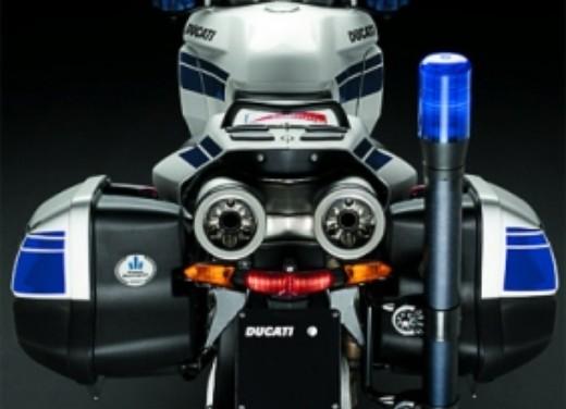 Ultimissime: Ducati 620 Multistrada Polizia - Foto 6 di 7