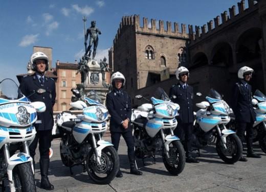 Ultimissime: Ducati 620 Multistrada Polizia - Foto 7 di 7