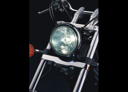 Honda Shadow Spirit VT750 - Foto 9 di 15