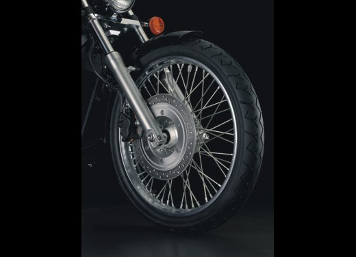 Honda Shadow Spirit VT750 - Foto 10 di 15