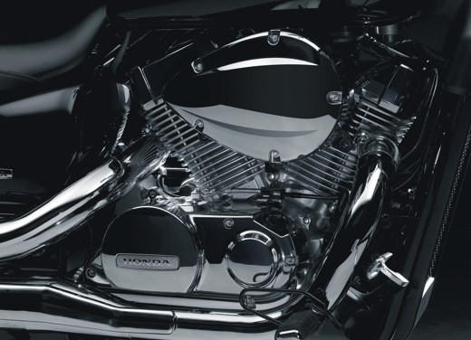 Honda Shadow Spirit VT750 - Foto 11 di 15