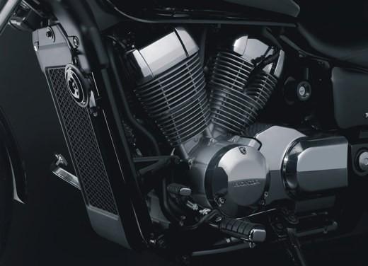 Honda Shadow Spirit VT750 - Foto 12 di 15