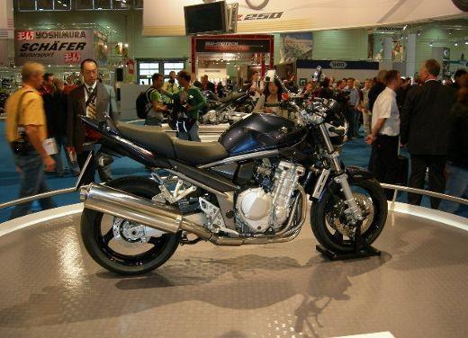 Suzuki all'Intermot 2006 - Foto 26 di 36
