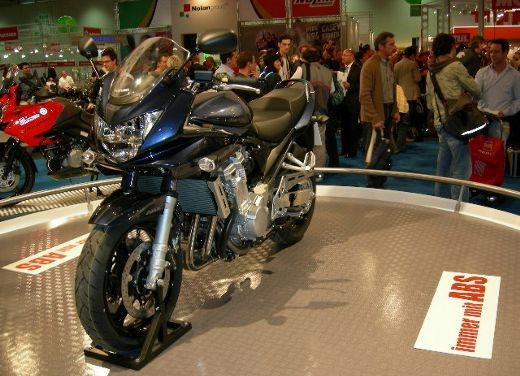 Suzuki all'Intermot 2006 - Foto 29 di 36
