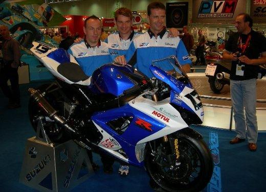 Suzuki all'Intermot 2006 - Foto 32 di 36