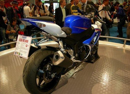 Suzuki all'Intermot 2006 - Foto 34 di 36