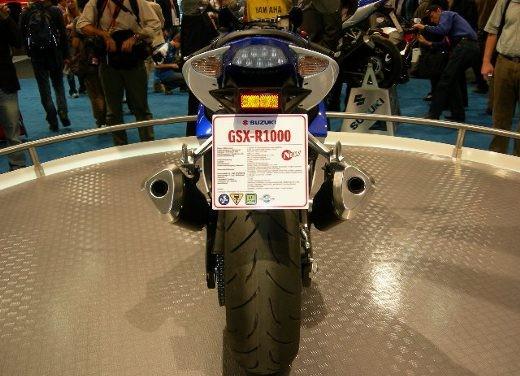 Suzuki all'Intermot 2006 - Foto 35 di 36